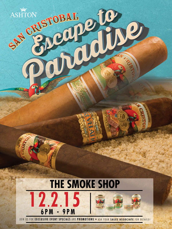 Ashton Cigar Events