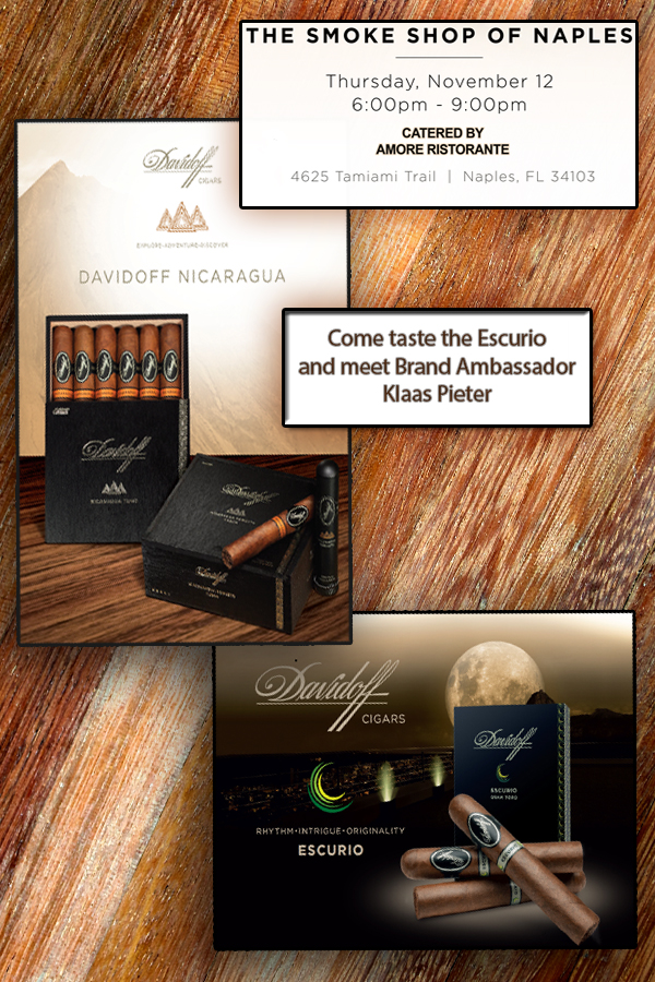 Davidoff Cigar Event
