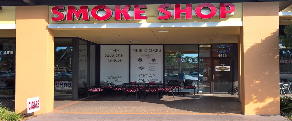 The Smoke Shop Of Naples Fine Cigars Tobacco Products